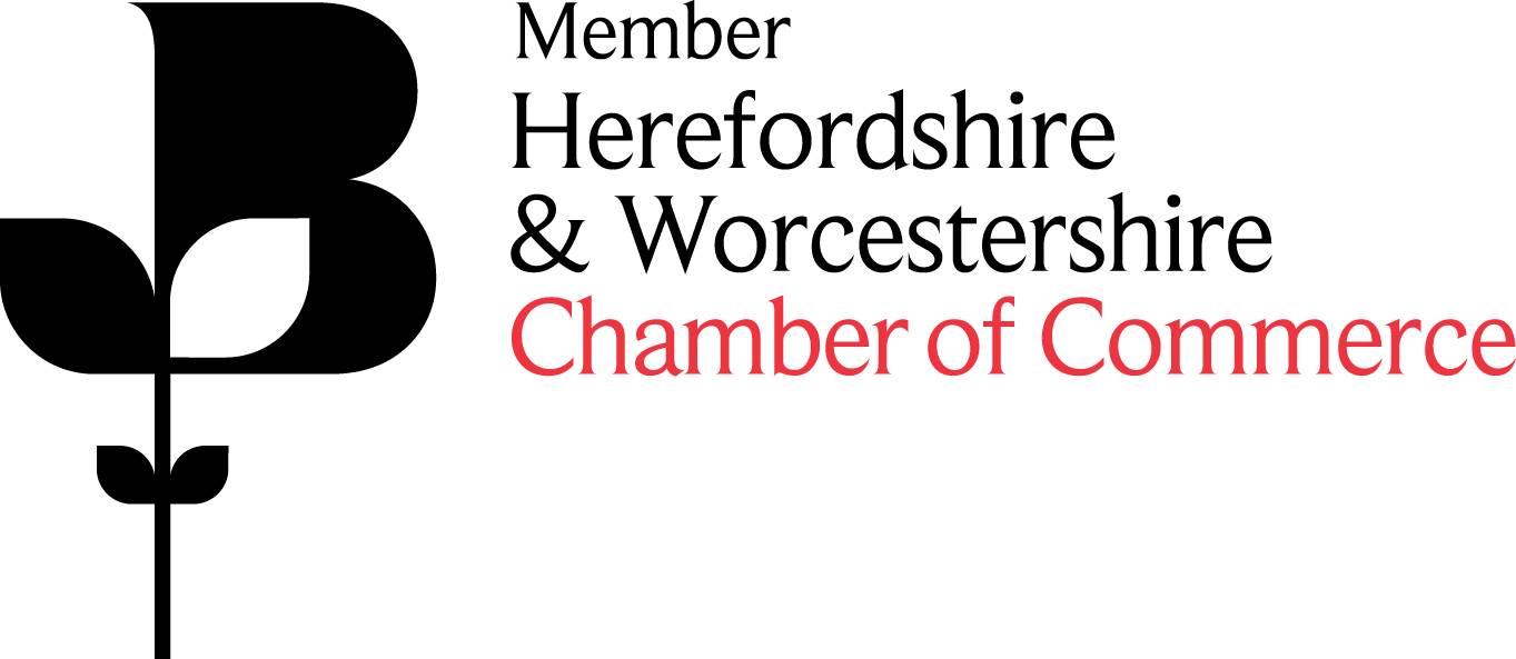 Hereford & Worcester Chamber of Commerce membership Logo