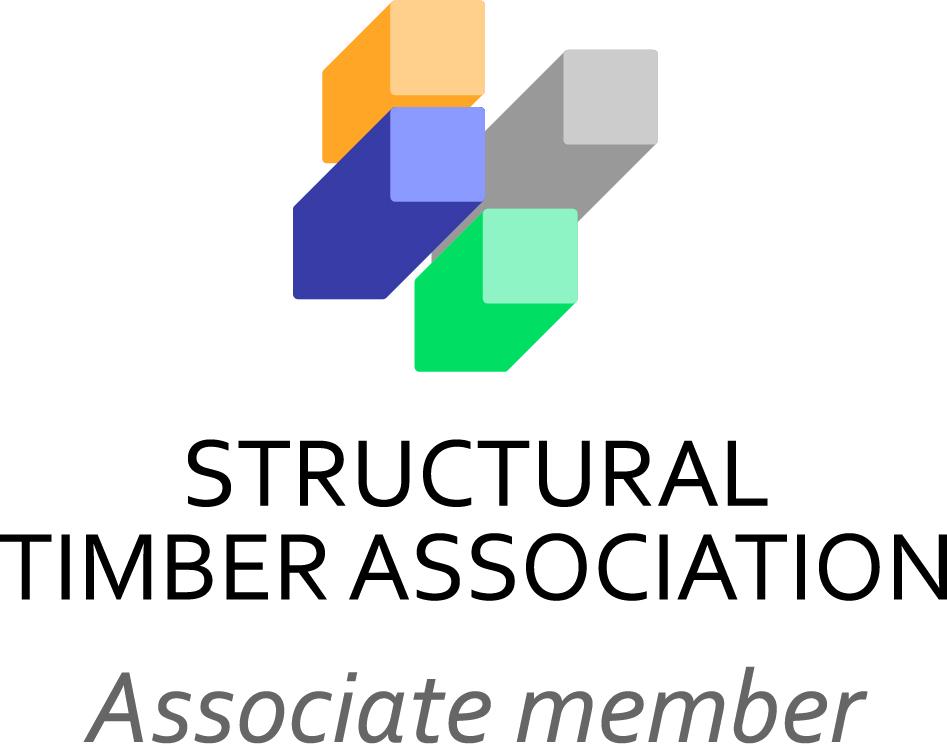 Structural Timber Association membership logo