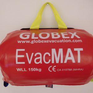Gem 1 EvacMat front